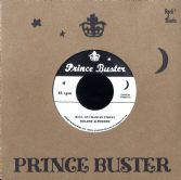 Roland Alphonso - Roll On Charles Street / Raymond Harper - Raining Outside (Prince Buster) 7""